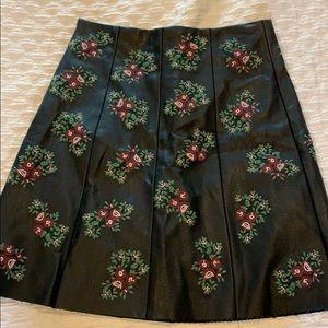 Leather Club Monaco skirt